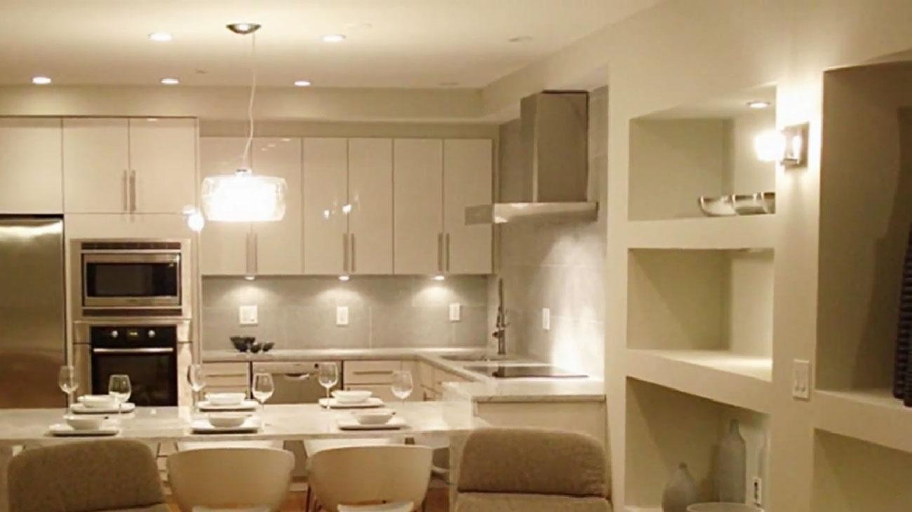 Советы по оформлению освещения на кухне
