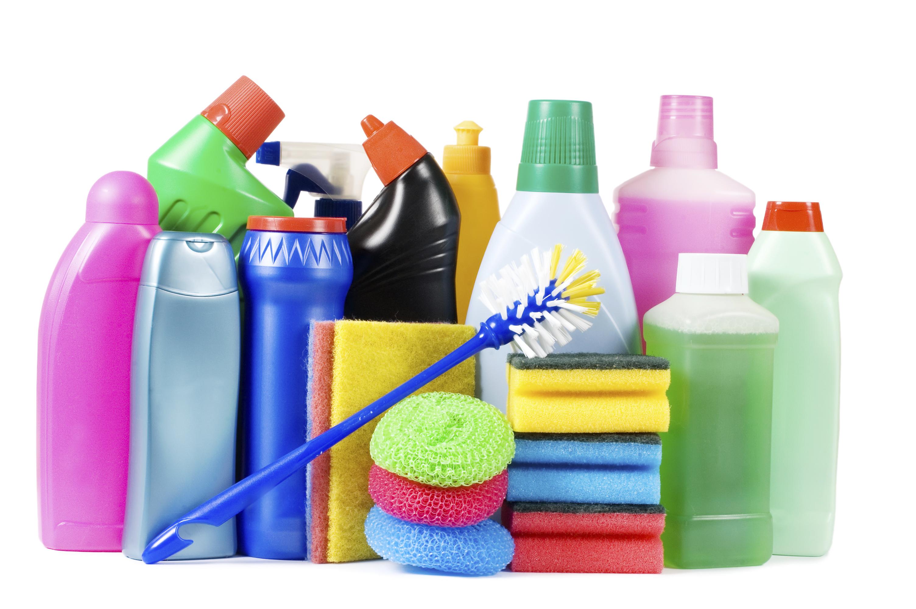 Для порядка в доме купите средства для его уборки